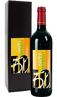 Wein 50 Geburtstag Trockener Rotwein Aus Spanien100 Tempranillo