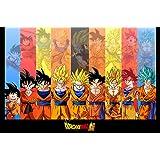 "Posters USA - Dragon Ball Super Z TV Series Show Poster GLOSSY FINISH - TVS063 (16"" x 24"" (41cm x 61cm))"