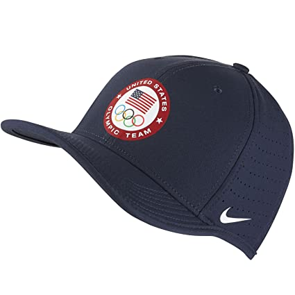 5909a5d2e85cb2 Nike Men`s Team USA Classic Strapback Hat: Amazon.in: Electronics