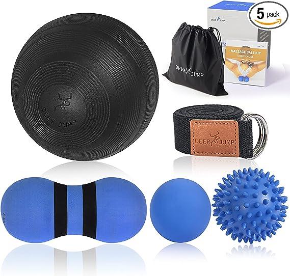 5 Paar Franklin Methode Set: Interfascia Ball +Trigger Point Ball 5 Paar