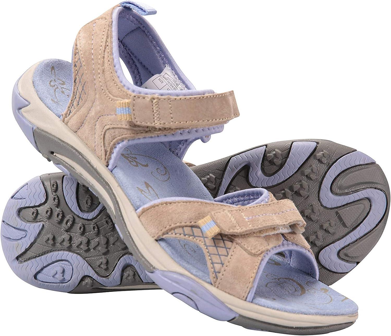 Amazon.com | Mountain Warehouse Hampstead Womens Sandals - Ladies Summer  Shoes | Sport Sandals & Slides