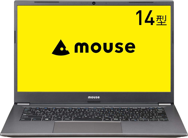 マウスコンピューター『mouseノートパソコン 14型(MB-BN41GC464SZJ)』