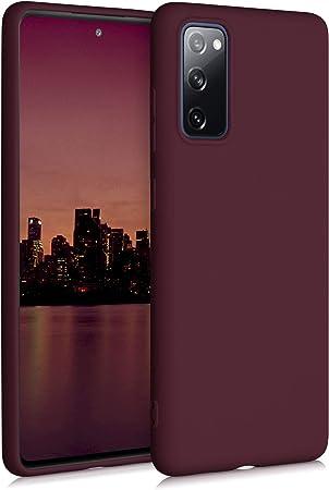 Kwmobile Hülle Kompatibel Mit Samsung Galaxy S20 Fe Elektronik