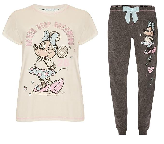 Primark - Pijama - para mujer Rosa rosa XL