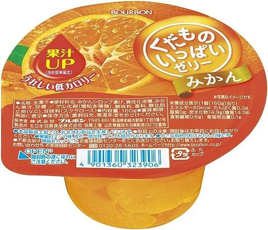 子供も大人も!美味しいオレンジゼリーのおすすめ人気ランキング7選のサムネイル画像