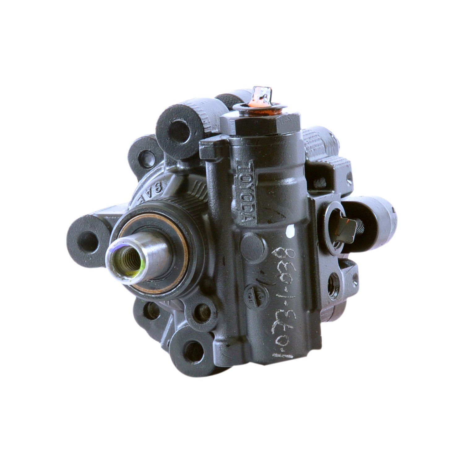 Acdelco 36p0377 Professional Power Steering Pump Additionally 2007 Grand Caravan Remanufactured Automotive