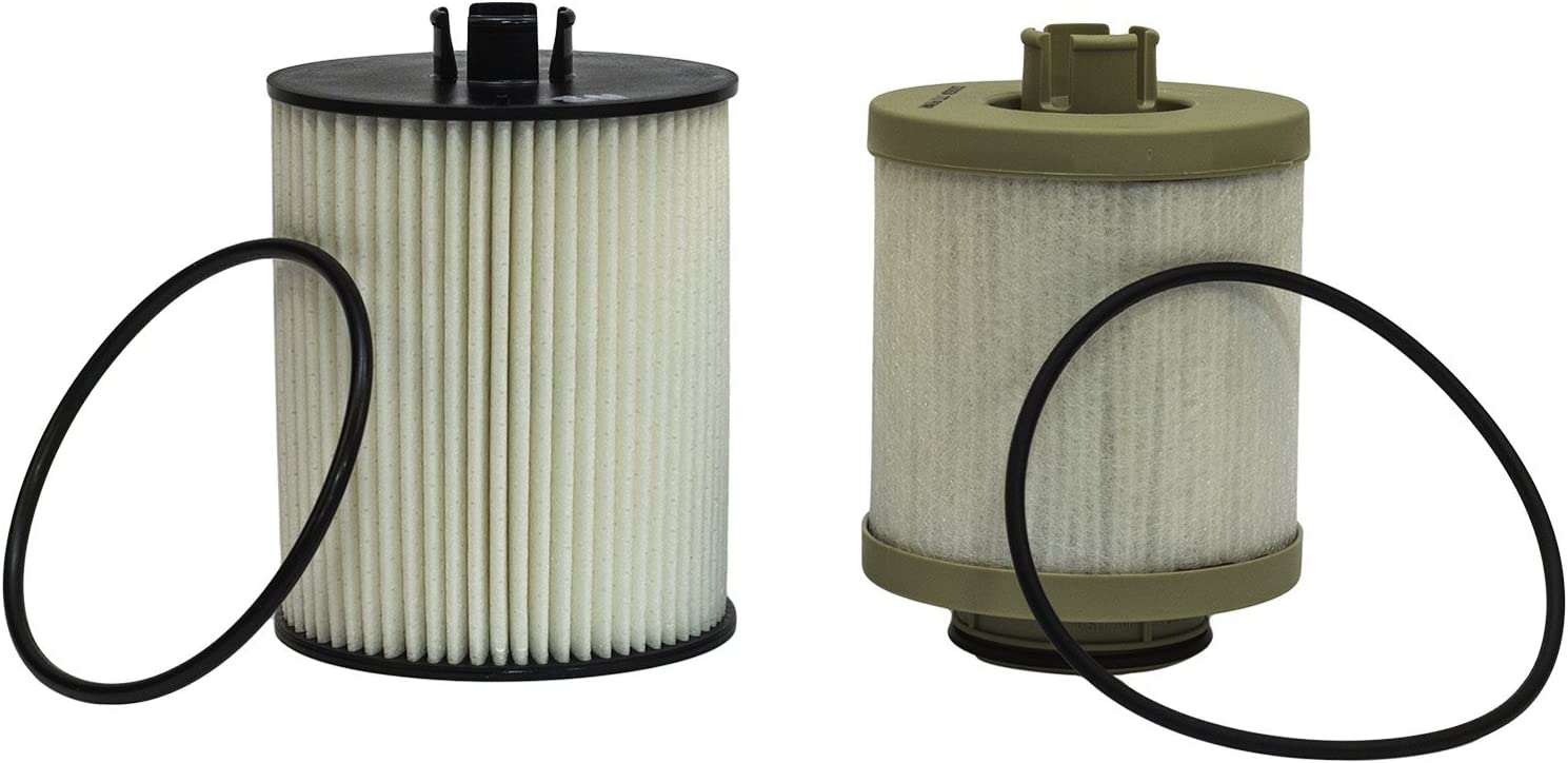 FRAM CS10263A HD Cartridge Fuel//Water Separator Filter Kit