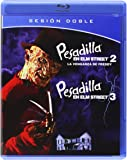 Pack Pesadilla En Elm Street 2 Y 3 [Blu-ray]