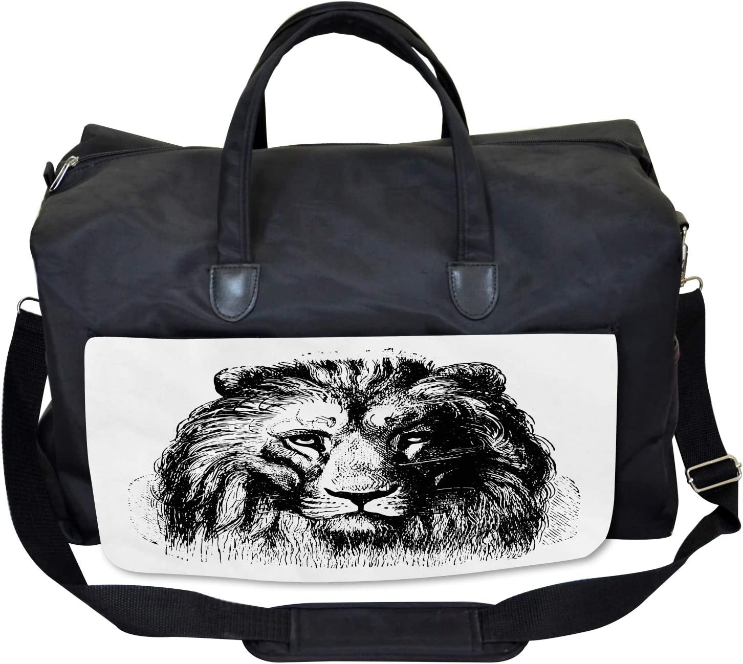 Tiger Up-Close Gym Bag