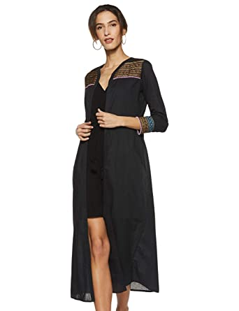 55a465b3878 DODO   MOA Synthetic Shift Dress  Amazon.in  Clothing   Accessories