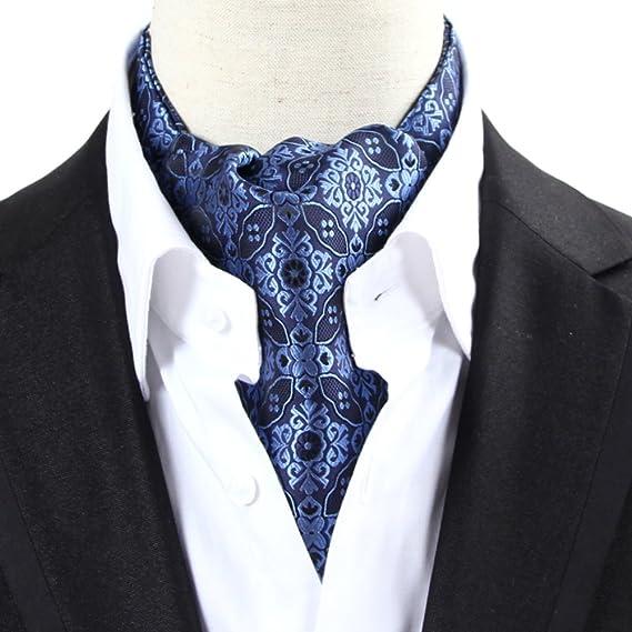 Cravates Homme Menant Foulards Foulard En Soie Double Face Suit-A   Amazon.fr  Vêtements et accessoires 6e361c10053