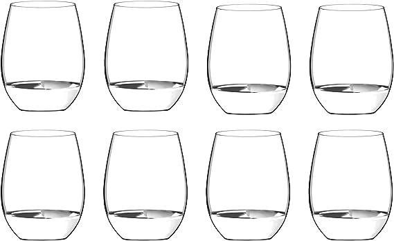Riedel O Stemless Cabernet/Merlot Wine Glass
