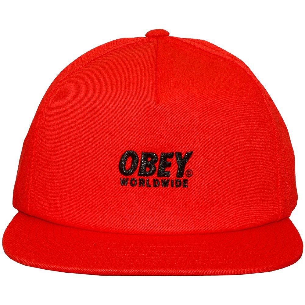 Obey-Gorra con visera plana para hombre, diseño de Portland ...