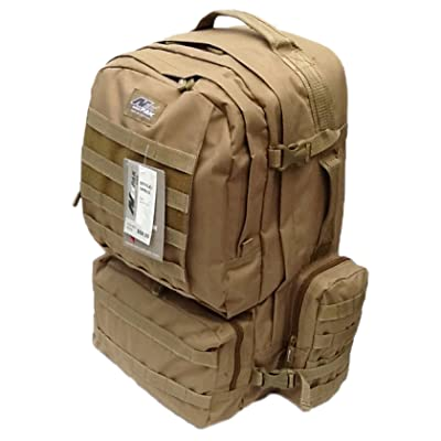 "22"" 4300cu.in. Tactical Hunting Camping Hiking Backpack OP822 TAN"