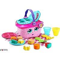LeapFrog Shapes & Sharing Picnic Basket Refresh Electronic Toys