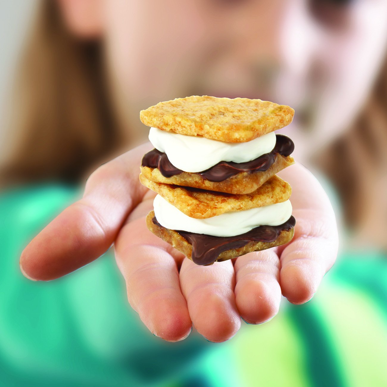Yummy Nummy Mini Kitchen Playset S'Mores Maker by Yummy Nummy (Image #4)