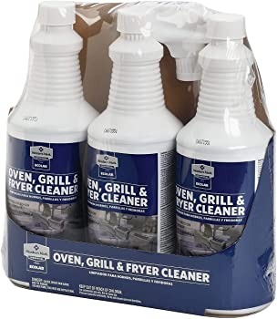 Member's Mark Oven, Grill and Fryer Cleaner