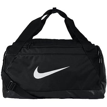 Nike Nk Brsla M Duff Sac de Sport Homme M rouge/noir/blanc Z2GpaqXPTM