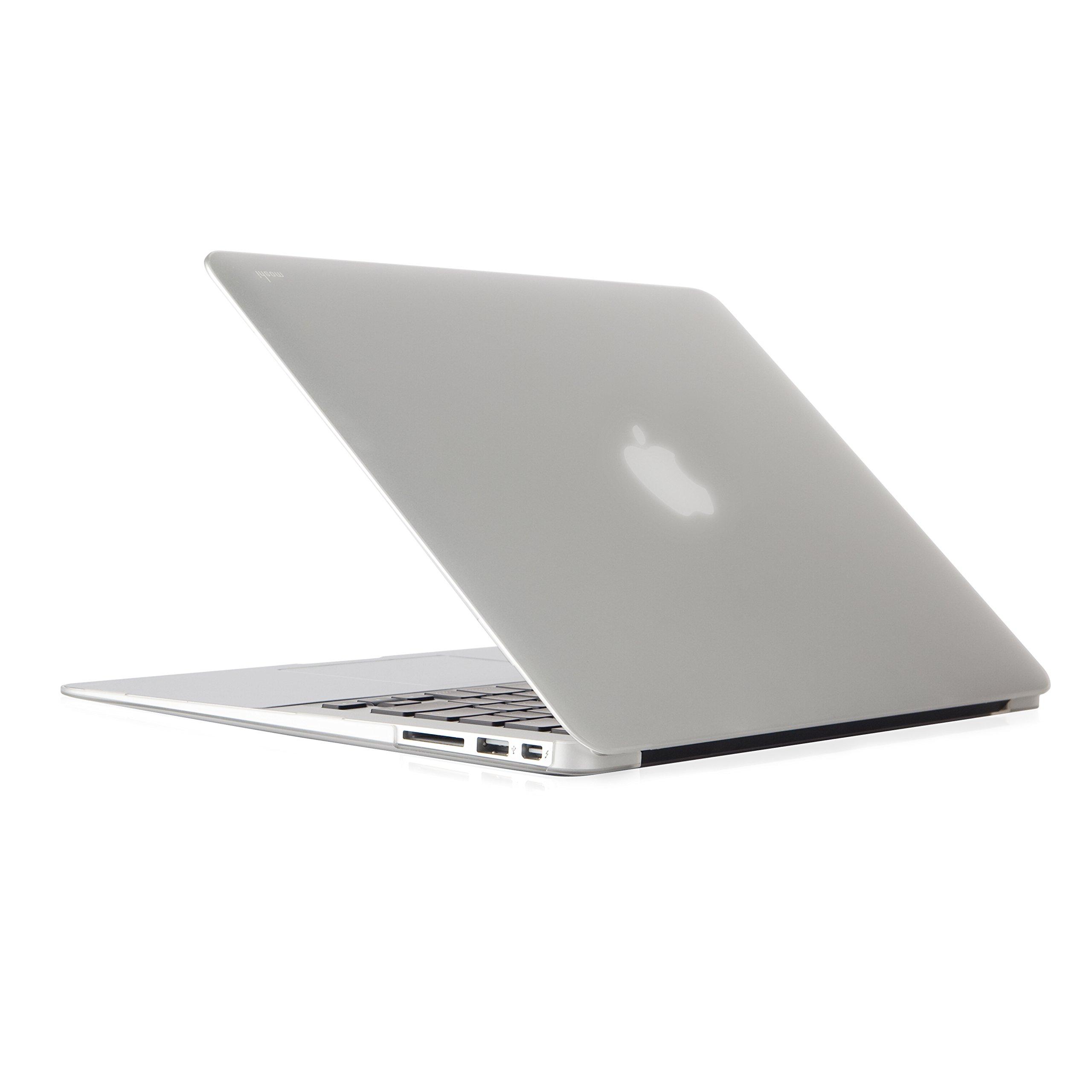 "Moshi iGlaze Hardshell Case for MacBook Air 13"" 2010-2017 (Clear)"