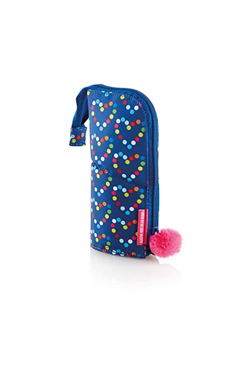 Amazon.com : Miquelrius - Pencil Case Polyester Zip Closure ...