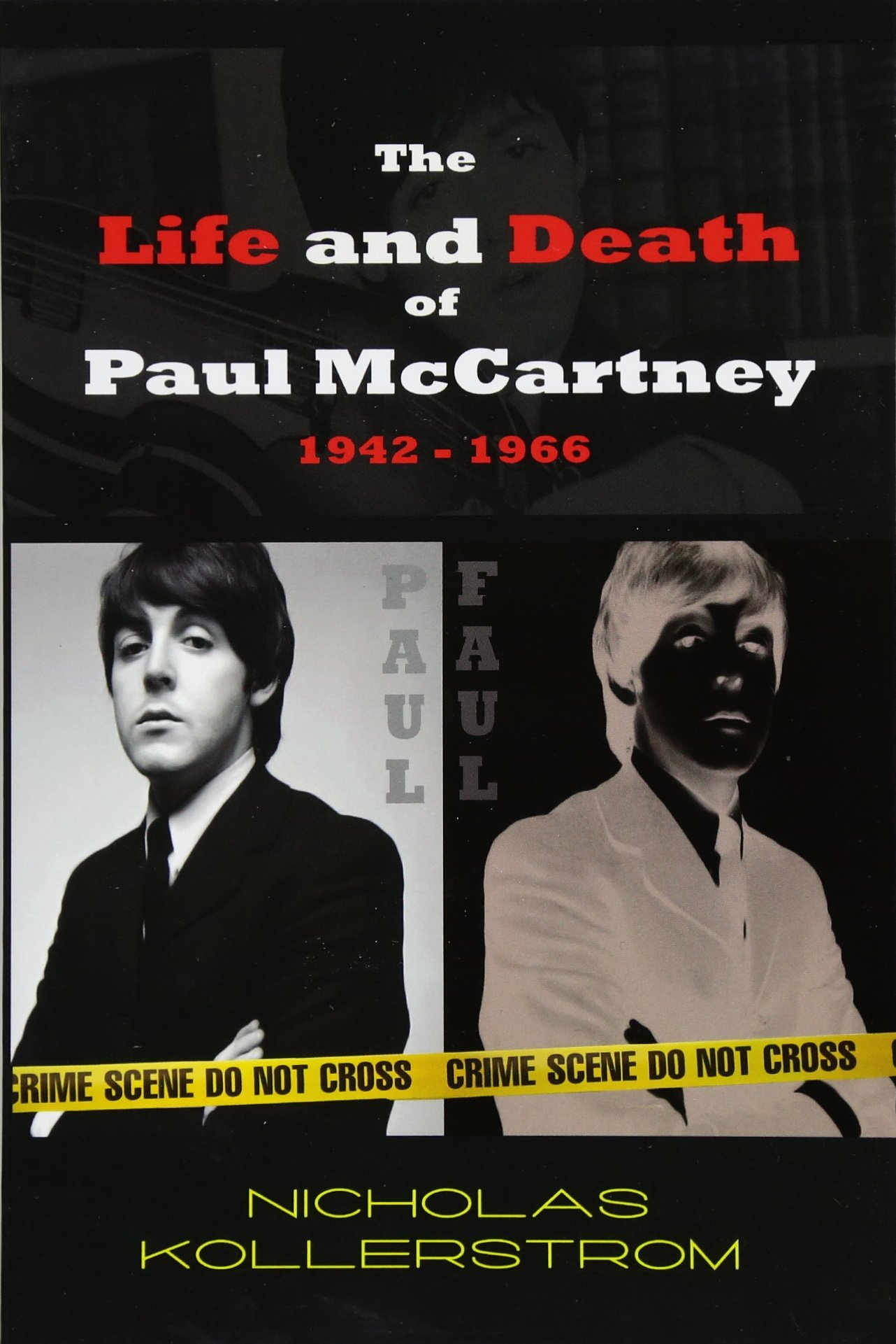 Amazon The Life And Death Of Paul McCartney 1942