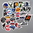 Amazon Com Laptop Sticker Nba Logo Stickers Waterproof