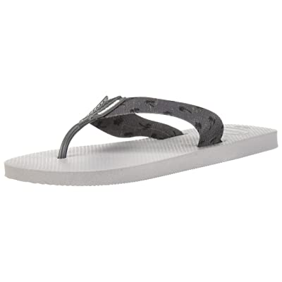 Amazon.com | Havaianas Men's Urban Series Sandal Ice Steel Grey Flip Flop | Sandals