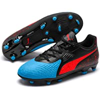 Puma Unisex Kid's ONE 19.4 FG/AG Jr Football Shoes