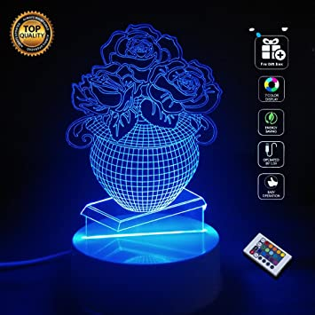 Bonsai  BOPU® 7 Cambiano Colore Luci dell arte Scultura Up in Produce 16eb56ebdc