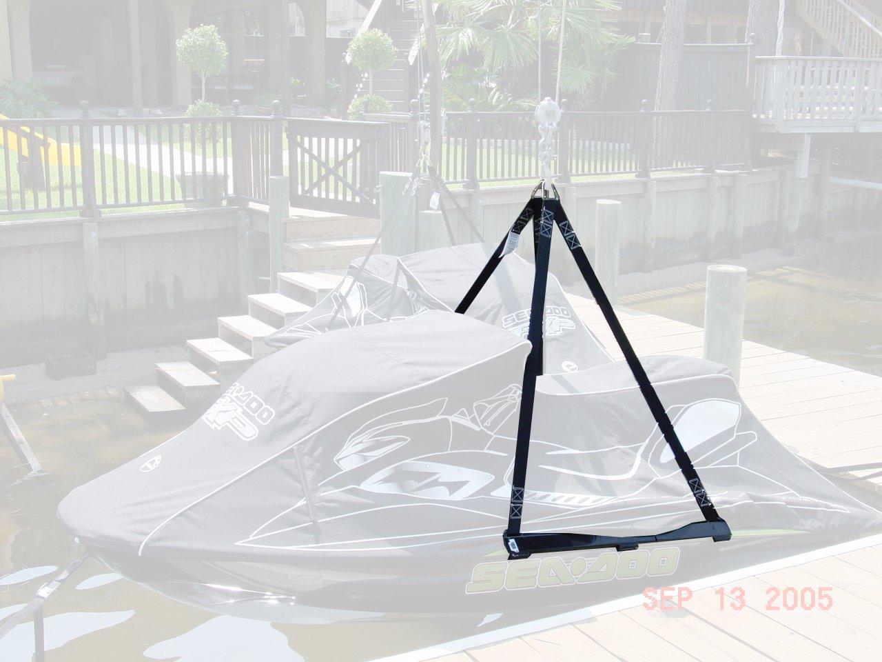 1500 Lb Personal Watercraft PWC Sling Jet Ski Harness by Prohoists