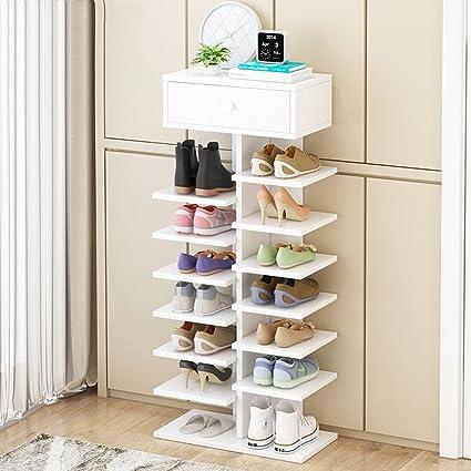 SimpleDoble Zapatos Zb Mueble Capacidad Para Madera De FilaGran 54RjLq3A