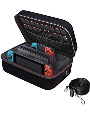 80bffefe20 Carrying Storage Case for Nintendo Switch