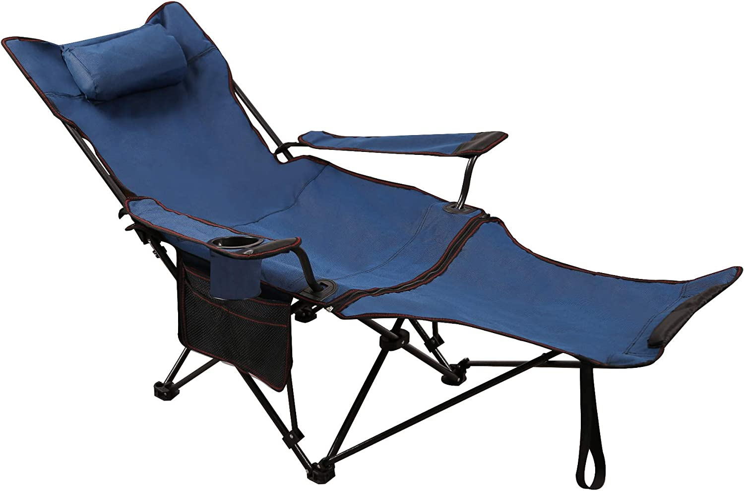 Details about  /TOP RANGE RECLINING camping CHAIR FOOT REST BRUNNER REBEL PRO small med large