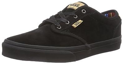 Vans Y Atwood Deluxe Suede, Unisex Kids' Low-Top Sneakers