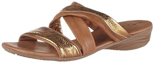 Tamaris Damen 27114 Offene Sandalen mit Keilabsatz