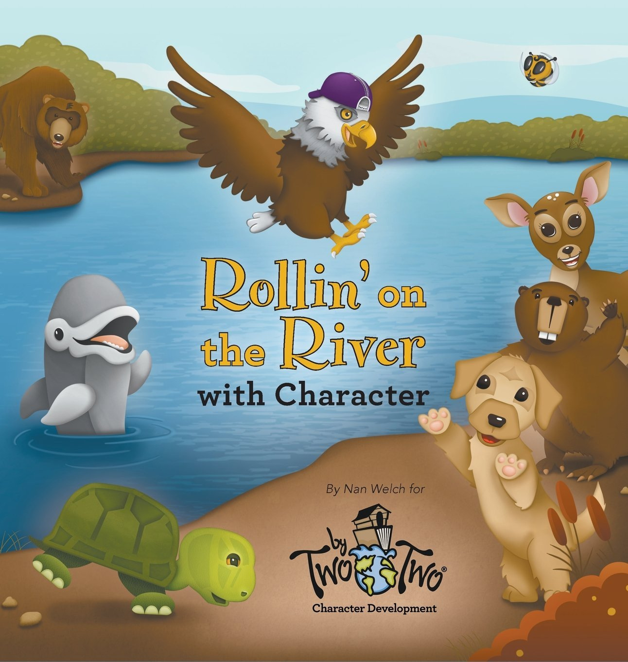 Download Rollin' on the River with Character PDF