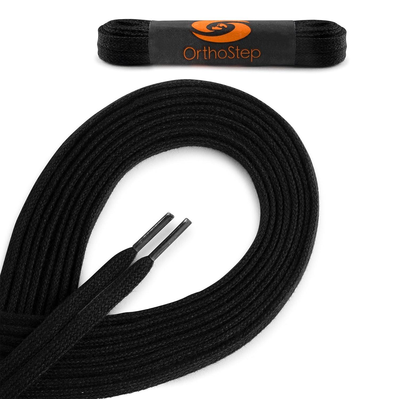 27 inch black shoelaces dress