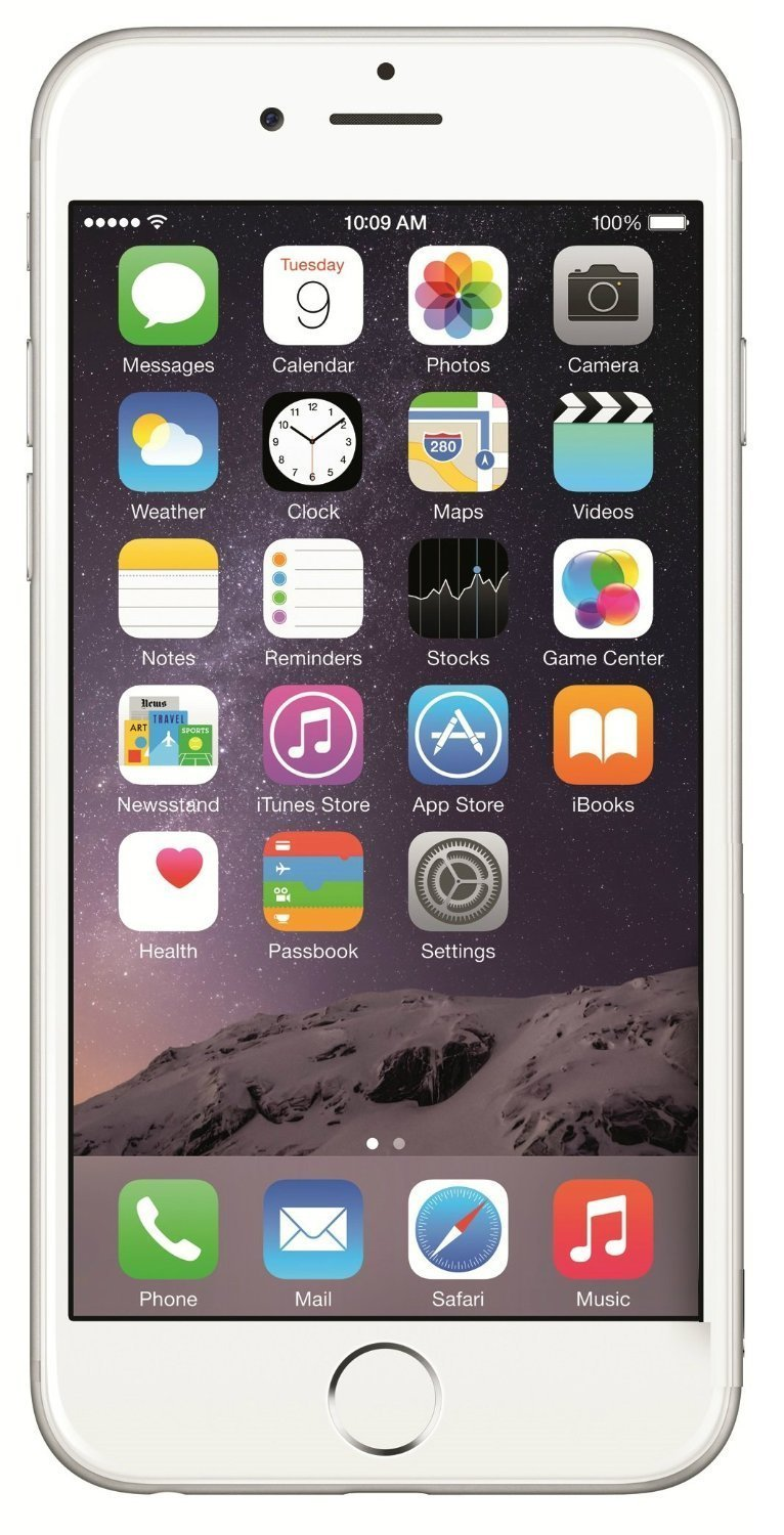 Apple iPhone 6, T-Mobile, 16GB - Gold (Certified Refurbished)