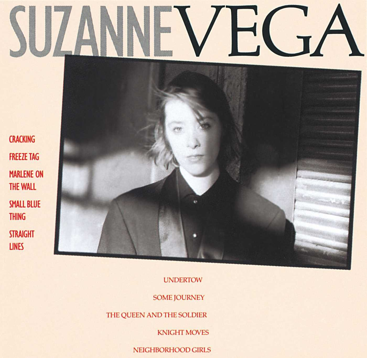 Suzanne Vega by A&M
