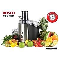 Juice Extractor Whole Fruit Super Power Citrus Vegetable Juicer 850W BOSCO
