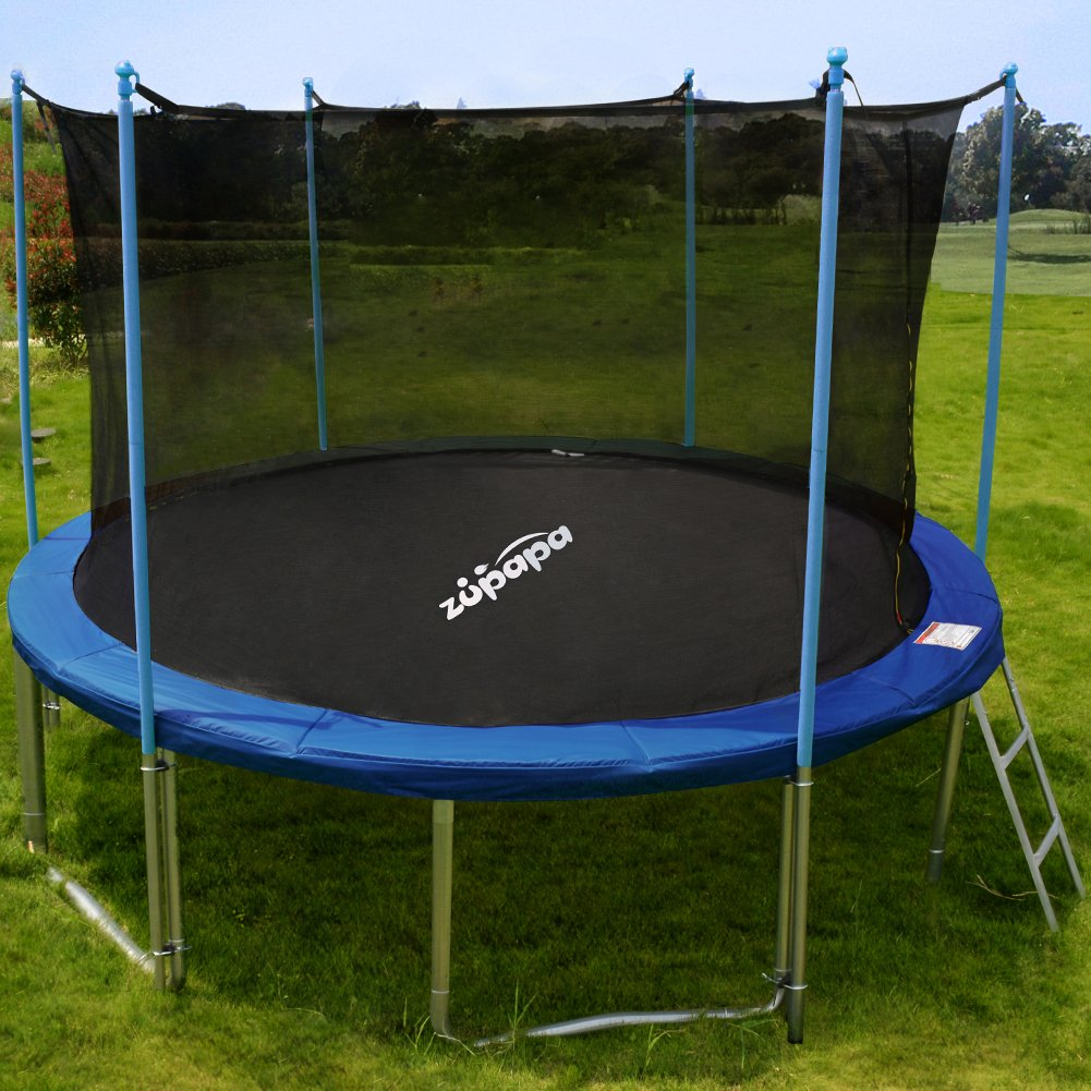 Zupapa Cheap Trampoline Black Friday Deals