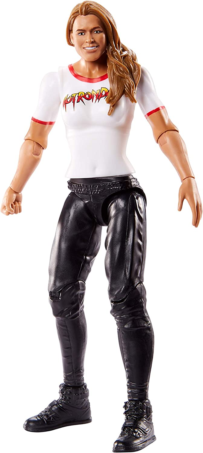 BRAND NEW Ronda Rousey WWE Series 90 Mattel Toy 7 INCH Wrestling Action Figure
