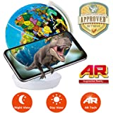 Oregon Scientific Smart Globe Starry SG101R – 2 in 1 Day and Night Globe with 3D Augmented Reality | STEM Approved