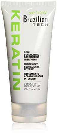 One n Only Brazilian Tech Deep Penetrating Conditioning Treatment, 5.3 Ounce