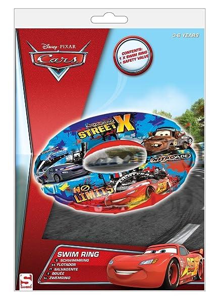 speel Goed DSC de 7056 – Disney Cars nadar de Ring, ...