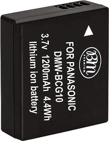 BATTERY for PANASONIC Lumix DMC-TZ18 digital camera