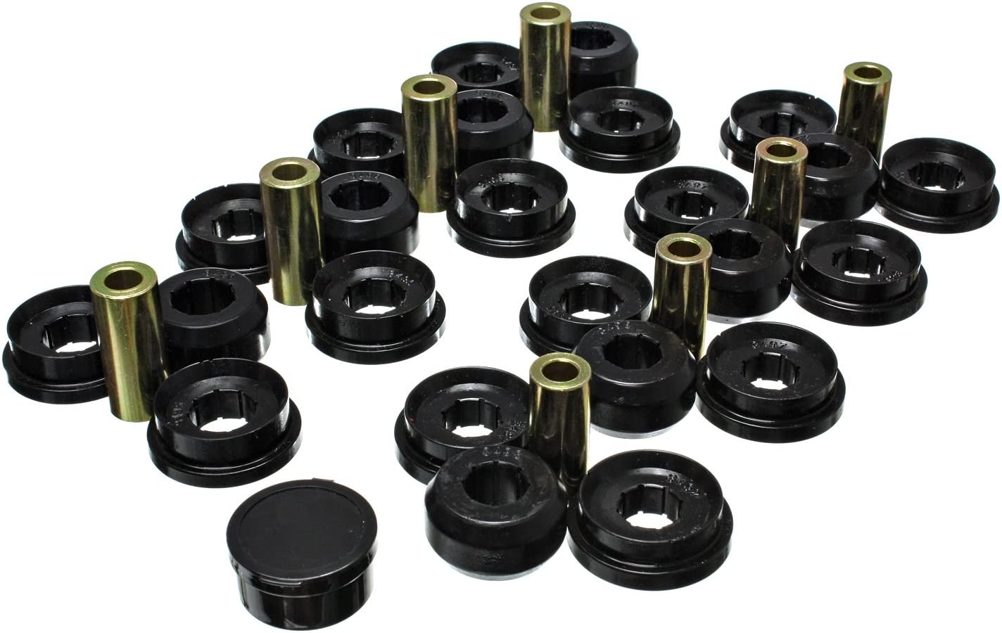 Energy Suspension 8.3127G Control Arm Bushing Set