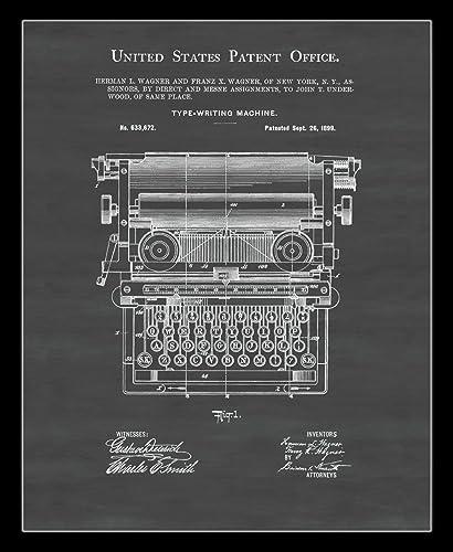Planos maquina de escribir typewriter antique quote frase blanco y planos maquina de escribir typewriter antique quote frase blanco y negro plano blueprints cuadro decorativo print animales regalo arte poster cuadro malvernweather Image collections