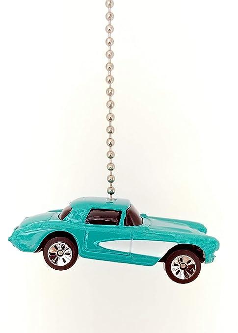 Diecast Chevy Corvette - Cadena de luces para ventilador de ...