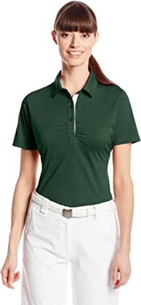 Cutter & Buck Women's Drytec Alder Short Sleeve Polo with
